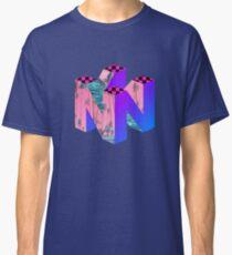 Aestethic Nintendo 64 logo Classic T-Shirt