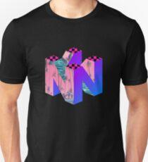 Aestethic Nintendo 64 logo T-Shirt