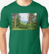 I Can See For Miles And Miles Unisex T-Shirt