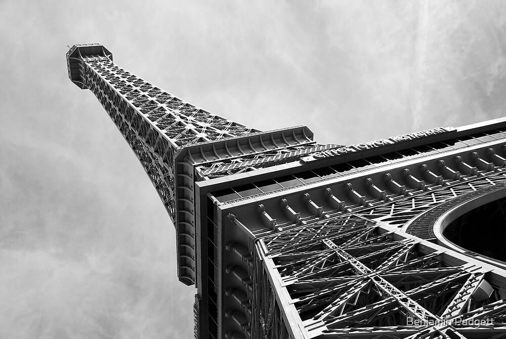 No. 8, La Tour Eiffel de Vegas by Benjamin Padgett