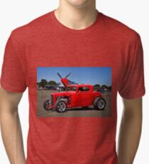 1932 Ford 'Runway Runaway' Coupe Tri-blend T-Shirt