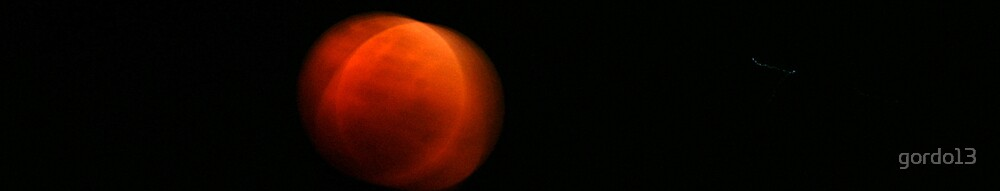 Blood Moon by gordo13