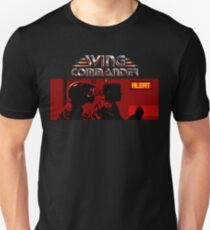 WING COMMANDER - CLASSIC PC GAME Unisex T-Shirt