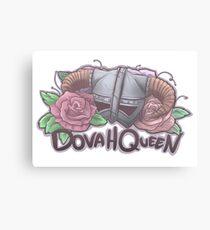 DovahQueen Canvas Print