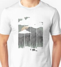 Spring Mountain Weather T-Shirt