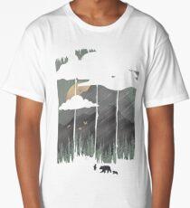 Spring Mountain Weather Long T-Shirt