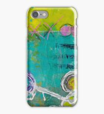 Numbers678   iPhone Case/Skin