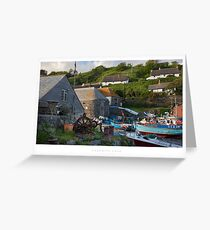 Cadgwith Cove, Cornwall Greeting Card