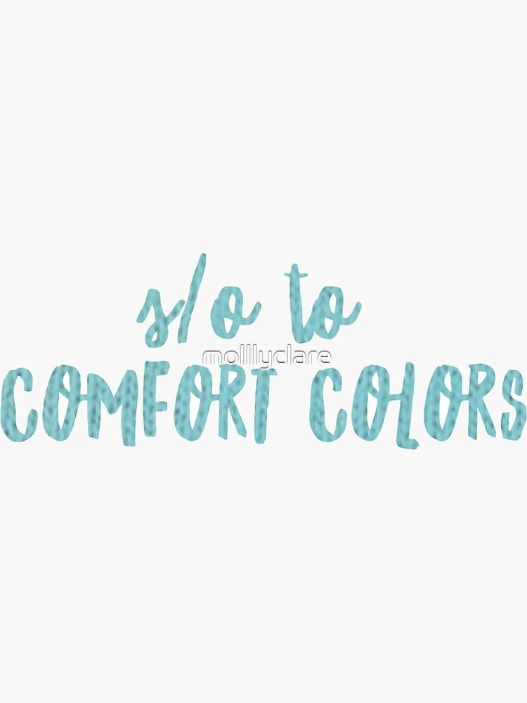 s / o zu Komfortfarben von molllyclare