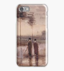 A Sunday in Eindhoven Nuenen, May - September 1885 Vincent van Gogh (1853 - 1890). iPhone Case/Skin