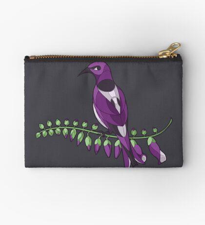 Pride Birds - Lesbian Zipper Pouch