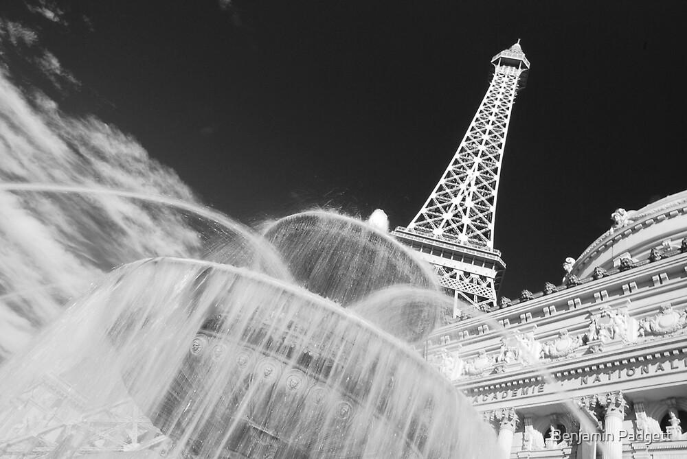 No. 18, La Tour Eiffel de Vegas by Benjamin Padgett