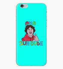 Suh Dude iPhone Case