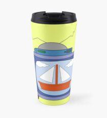 simpsons tv Travel Mug