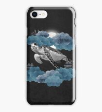 Oceanic Sky - Sea Turtle iPhone Case/Skin