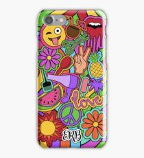Custom - ERB Collage iPhone Case/Skin