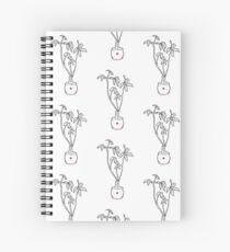 Little Money Tree Spiral Notebook