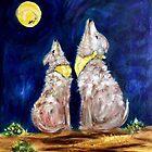 Moonlight Friends by Vaillancourt