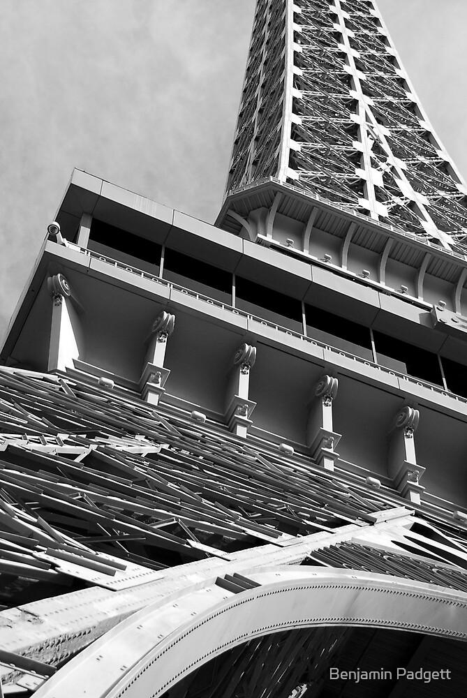 No. 31, La Tour Eiffel de Vegas by Benjamin Padgett