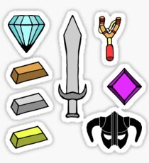 Adventurer Pack Sticker