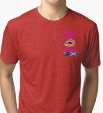 Bosom Buddies - Pamela Tri-blend T-Shirt