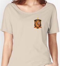 Spain. Espana. Women's Relaxed Fit T-Shirt