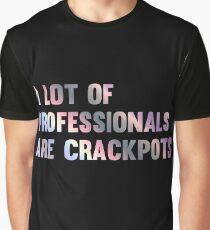 Professionals Graphic T-Shirt