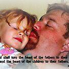 Father's Day by Paula Tohline  Calhoun