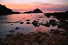 A new day dawns, Mallacoota, Victoria, Australia by Michael Boniwell