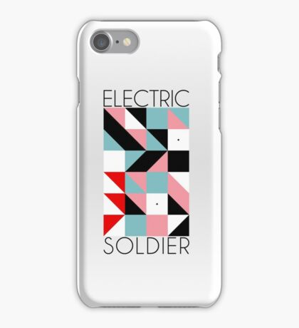 Electric Soldier: Porygon iPhone Case/Skin