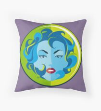 Ringing a Bell Throw Pillow