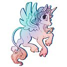Alicorn by MariaNinfa