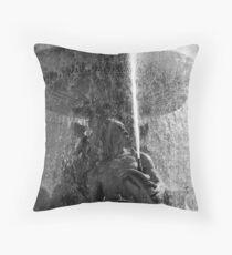 No. 3, La Fontaine des Mers (Vegas) Throw Pillow