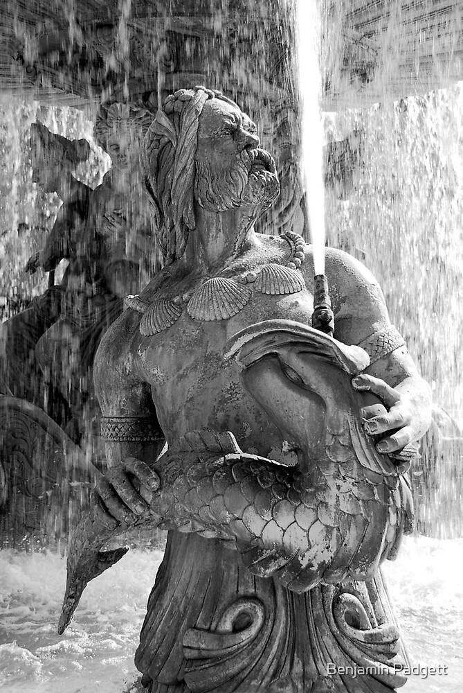 No. 1, La Fontaine des Mers (Vegas) by Benjamin Padgett