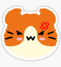 Not Angry Sticker