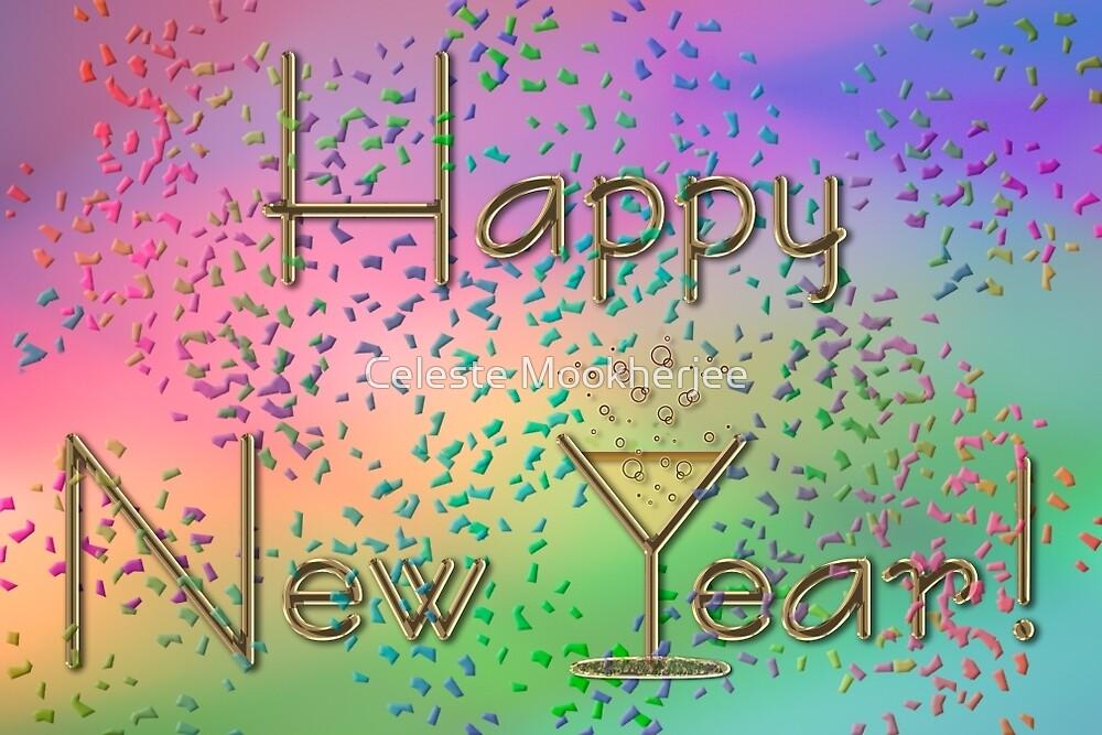 Happy New Year by Celeste Mookherjee