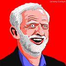 Jeremy Corbyn by Smallbrainfield