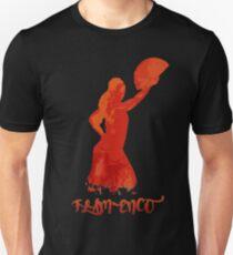 Flamenco Dancer  Unisex T-Shirt