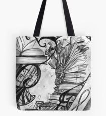 The Lost Library Tote Bag