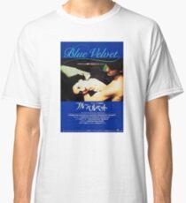 Japanese Blue Velvet  Classic T-Shirt