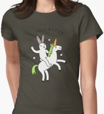 Unicarrot Womens Fitted T-Shirt