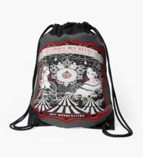 The Night Circus Drawstring Bag