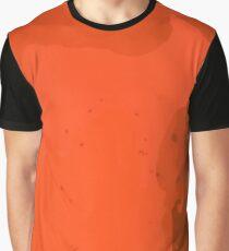 Orange you Simplistic Graphic T-Shirt