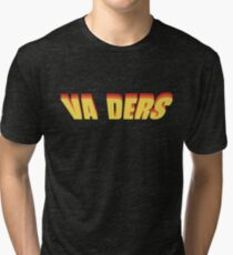 Space In Vaders  Tri-blend T-Shirt