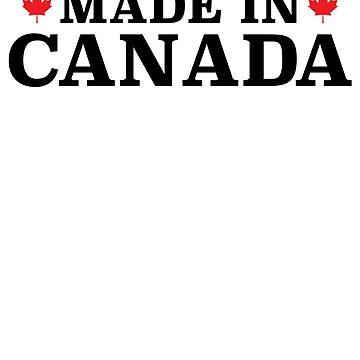 Hergestellt in Kanada von TheFlying6