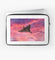 Vulcan going out in a blaze of glory Laptop Sleeve