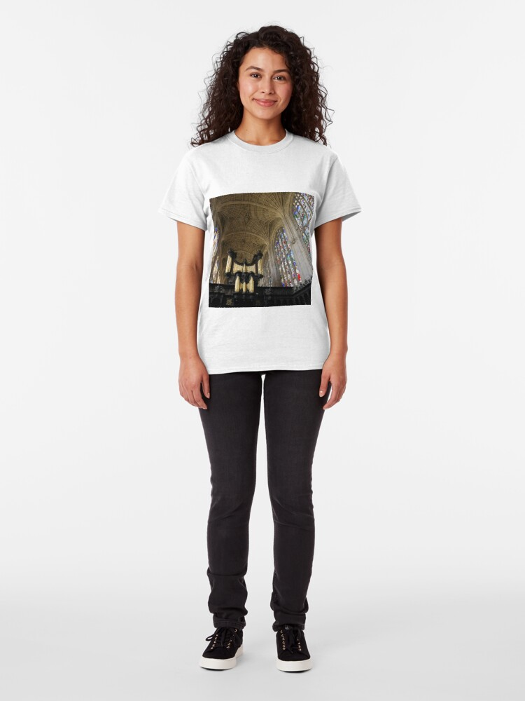 Alternate view of The Kings Organ Classic T-Shirt