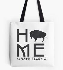 East Aurora, NY - Home Tote Bag