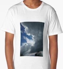 cloudy day in heaven  Long T-Shirt