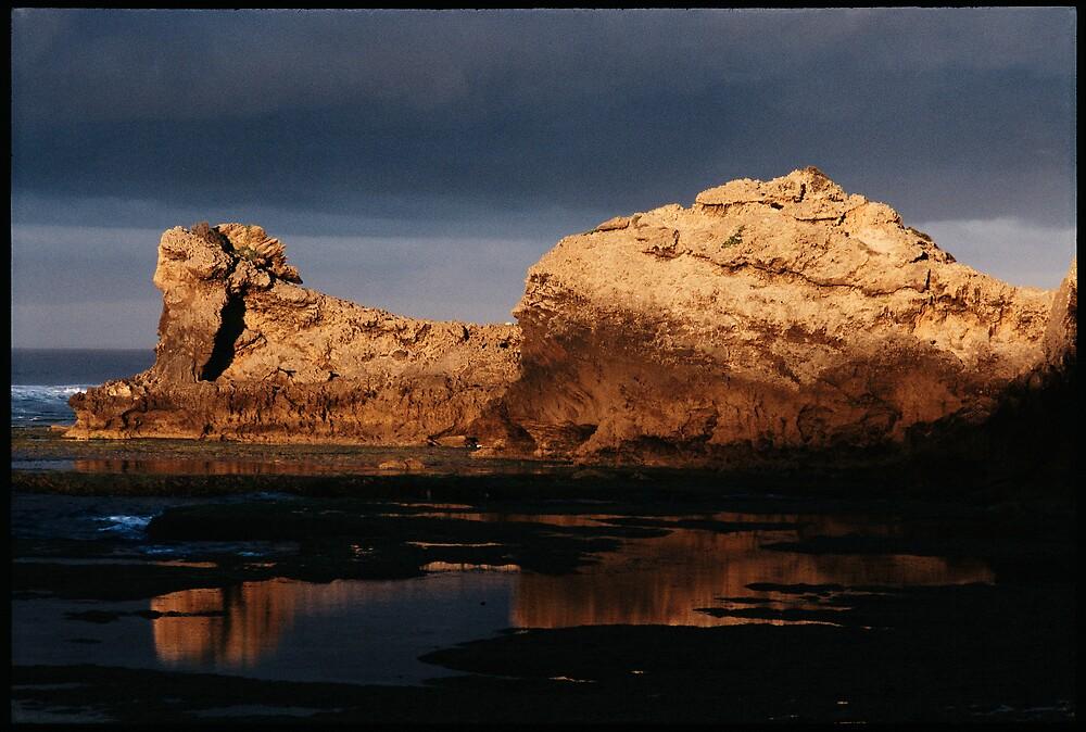 Sphinx Rock by matt mackay
